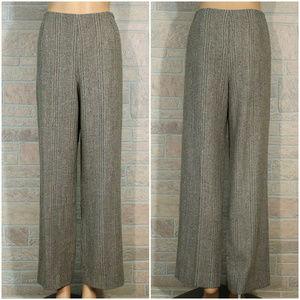 Carlisle Wool Blend Lined Flat Front Trouser Pants